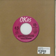 Back View : Little Richard - POOR DOG / A LITTLE BIT OF SOMETHING (7 INCH) - Outta Sight / OSV171