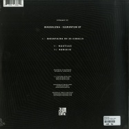 Back View : Magdalena - ELEMENTUM EP (VINYL + MP3) - Diynamic Music / Diynamic101