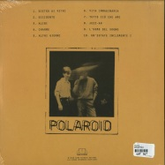 Back View : Polaroid - SENZA RESPIRO (LP) - Dark Entries / DE219