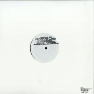 Back View : Vagara - RIVER OF STRANGE FACES EP (VINYL ONLY, HAMDSTAMPED) - BLKMARKET MUSIC / BLKMUSIC_001