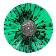 Back View : Boston 168 - OBLIVION EP (GREEN RED OPAQUE SPLATTER) - Odd Even / ODDEVEN004SP