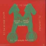 Back View : Sascha Funke & Niklas Wandt - WISMUT - Multi Culti / MC043