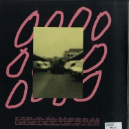 Back View : Johannes Albert - LICHTENBERG (LP) - Frank Music / FM12027