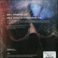 Back View : Halsey - WITHOUT ME ( BLUE 7 INCH) - Capitol / 7743650