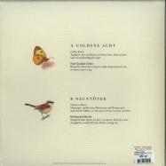 Back View : Dominik Eulberg - GOLDENE ACHT & NEUNTOETER - !K7 Records / K7380EP