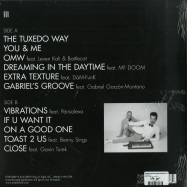 Back View : Tuxedo (Mayer Hawthorne & Jake One) - TUXEDO III (LP) - Funk on Sight / FOS100LP