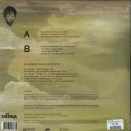 Back View : John Ghost - AIRSHIPS ARE ORGANISMS (LP, 180 G VINYL) - SDBAN ULTRA / SDBANULP11