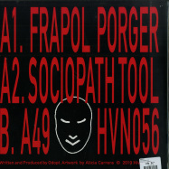 Back View : Odopt - SOCIOPATH EP - Hivern Discs / HVN056