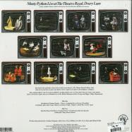 Back View : Monty Python - LIVE AT DRURY LANE (LP) - Virgin / 0806111