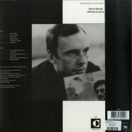 Back View : Bruno Nicolai - DEFENSE DE SAVOIR (LP) - Transversales Disques / TRS13
