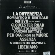 Back View : Gianna Nannini - LA DIFFERENZA (LP) - Sony / 19075982021