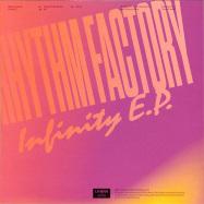 Back View : Rhythm Factory - INFINITY EP - La Pena / LAP025