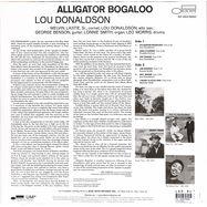 Back View : Lou Donaldson - ALLIGATOR BOGALOO (180G LP) - Blue Note / 7759668