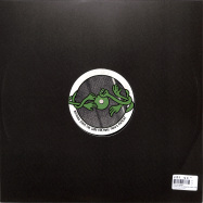 Back View : Paolo Macri - YOGA FOR BEGINNERS (VINYL ONLY) - Outcast Planet / OTP01