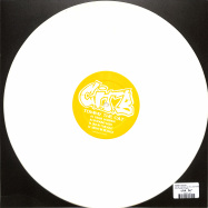 Back View : Tommy The Cat - CAT IN THE BAG 06 (YELLOW MARBLED VINYL) - Cat In The Bag / CITB006