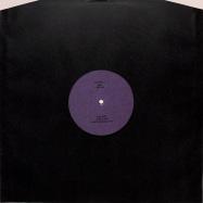 Back View : Crackazat - ALFA EP (RICK WADE REMIX) (180G, STANDARD COVER) - Heist Recordings / HEIST051