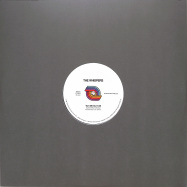 Back View : The Whispers - KEEP ON LOVIN ME / TURN ME OUT (2021 REPRESS , 140 G VINYL) - Be With Records / BEWITH007TWELVE