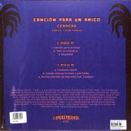 Back View : Cerrero ft. El Leon Pardo - CANCION PARA UN AMIGO - Llorna / LLO019 / 00147564