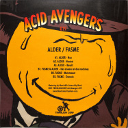Back View : Alder / Fasme - ACID AVENGERS 019 - Acid Avengers / AAR019