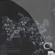 Back View : Dave Aju - THE TABLE TURNS / KRIKOR - Circus Company / CCS013
