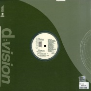 Back View : Osunlade Feat. Divine Essence - MY REFLECTION - D:vision / dvsr019