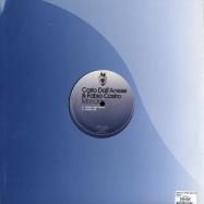 Back View : Carlo Dall Anese & Fabio Castro - MONDAY - Vendetta / VENMX1040
