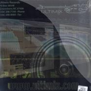 Back View : Ultimix - VOL. 137 (2x12INCH) - Ultimix / ultimix137