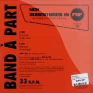 Back View : Band A Part - NO SE POR QUE (CLEAR RED 7INCH) - Elefant Records / ER-279 / 640279
