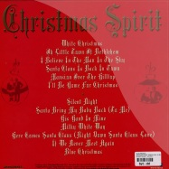 Back View : Elvis Presley - CHRISTMAS SPIRIT (GREEN VINYL 10 INCH LP) - Rockwell Records / rwten002-c