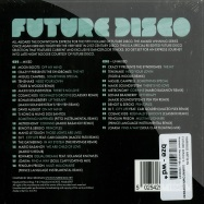 Back View : Various Artists - FUTURE DISCO 5 - DOWNTOWN EXPRESS (2XCD) - Needwant Recordings / needcd7