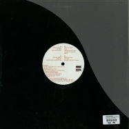 Back View : Kreon & Lemos - GREATEST HITS EP RECONSTRUCTED - Resopal Red / RSPRED036