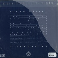 Back View : Young Galaxy - ULTRAMARINE (WHITE VINYL LP, 180 GR + MP3) - Paper Bag / paper73lp