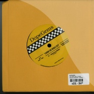 Back View : Dopegems - ITS YOUR LOVE (7 INCH) - Heavenly Sweetness / HS099VL