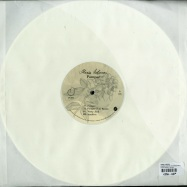 Back View : Ilario Liburni - POMPER (WHITE COLOURED VINYL) - D-Floor Records / DFL004