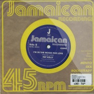 Back View : Pat Kelly - SOMEBODY S BABY (7 INCH) - Jamaican / jr7019