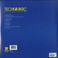 Back View : Technimatic - DESIRE PATHS (2X12 BLACK VINYL REPRESS) - Shogun Audio / Sha082B