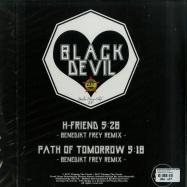 Back View : Black Devil, Bernard Fevre, Benedikt Frey - BERLIN DISCO CLUB EP - Closing The Circle / CTC369.002