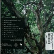 Back View : James Holden & The Animal Spirits - THE ANIMAL SPIRITS (CD) - BORDER COMMUNITY / 50BCCD