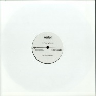 Back View : Walton - PRAYING MANTIS / KOTO RIDDIM - Tectonic / TEC099