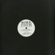 Back View : Spencer Parker - DIFFERENT SHAPES AND SIZES REMIX EP - Workthem / Workthem036