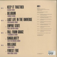 Back View : Blu Mar Ten - EMPIRE STATE REMIXES (2X12 INCH) - Blu Mar Ten Music / BMTLP010