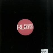 Back View : Franck Roger - AUX PETITS OIGNONS EP - Rutilance / Ruti016