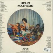 Back View : Helio Matheus - HELIO MATHEUS (LP) - Athens Of The North  / AOTNLP017