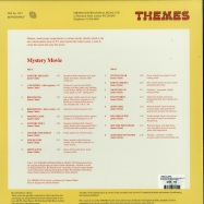 Back View : James Clarke - MYSTERY MOVIE (LP,180G VINYL,THEMES REISSUES) - Be With Records / BEWITH049LP