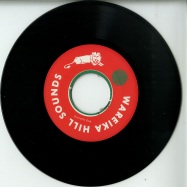 Back View : Wareika Hill Sounds - PROVERBS OF PROVERBS (7 INCH) - Honest Jons Records / HJP044 / 56395