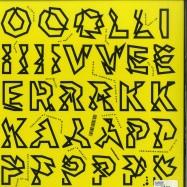 Back View : Oliver Kapp - MANTASH EP - Cocoon / COR12162