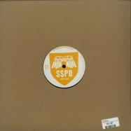 Back View : Fadi Mohem - PERCEPTION EP - Seilscheibenpfeiler Schallplatten Berlin / SSPB009