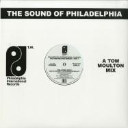 Back View : Various Artists - PHILADELPHIA INTERNATIONAL CLASSICS - THE TOM MOULTON REMIXES - PART 3 (2LP) - Philadelphia International Records / PIR2019003