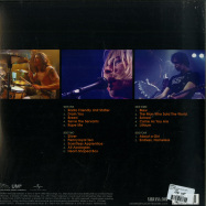 Back View : Nirvana - LIVE AND LOUD (180G 2LP) - Geffen / 7732953