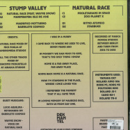 Back View : Stump Valley - NATURAL RACE (2X12 INCH LP) - Dekmantel / DKMNTL072